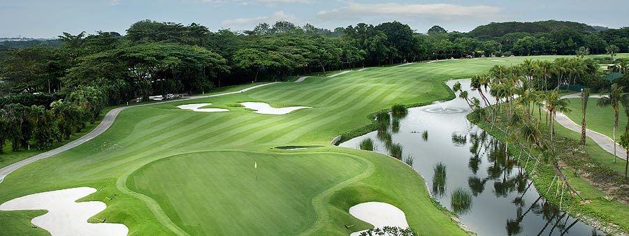 National Service Resort & Country Club, Changi Coast Walk, Singapore.